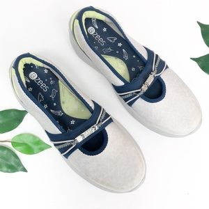 BZEES | Resolution Mary Jane Casual Sneaker 9